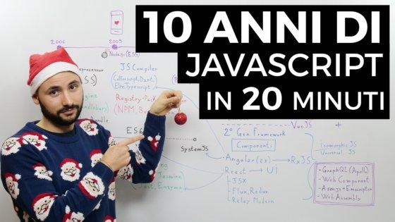 evoluzione-javascript-jquery-nodejs-angular-framework-react-es6-es7-es5